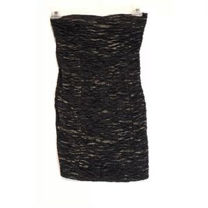 Love Culture Bodycon Dress Tube Chic Dress M